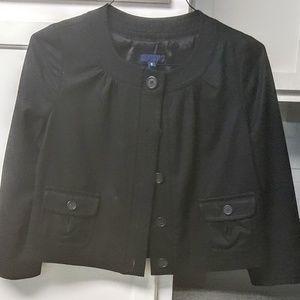 Women's J. Crew wool jacket